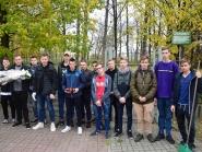 ZS7_Katowice_Grób Patrona 1